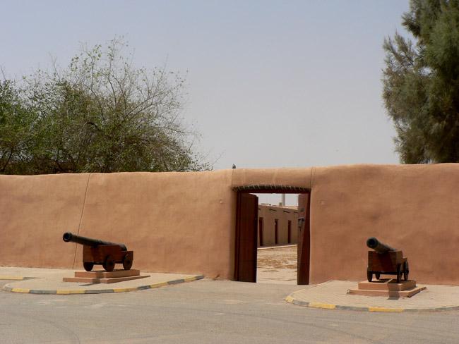 السياحة بالكويت  Jahra_palace